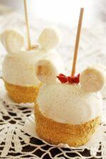 Disneyland's Apple Pie Caramel Apples