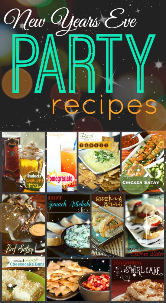Recipes for New Years