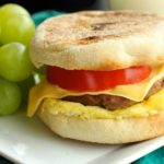 Light Freezer Breakfast Sandwiches