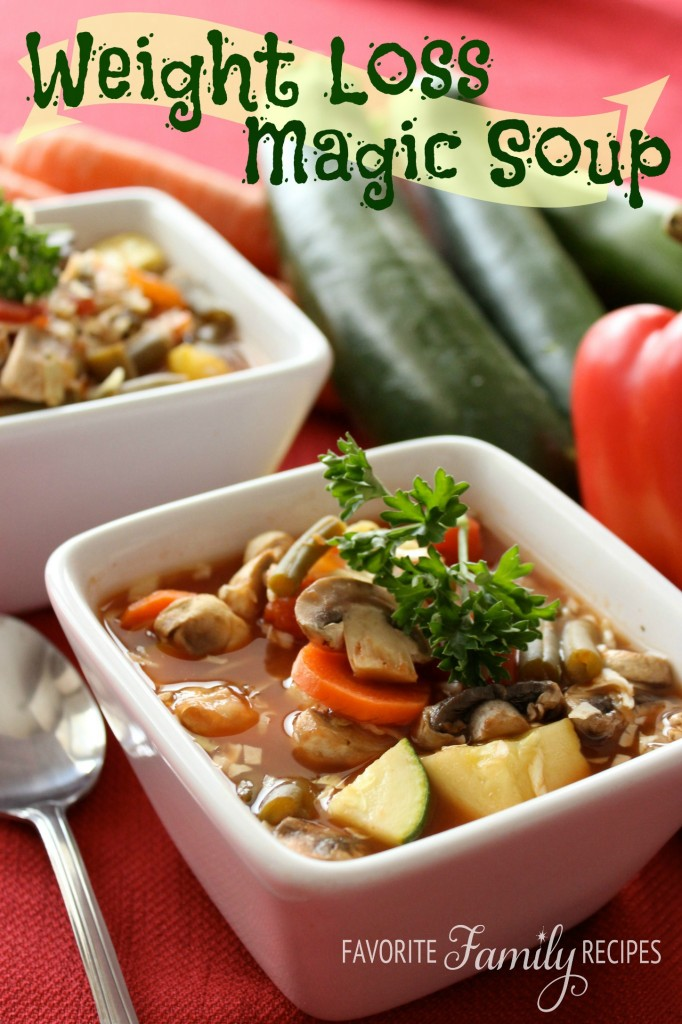veggie soup for weight loss