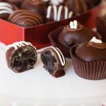 Ridiculously Easy Mint Oreo Truffles