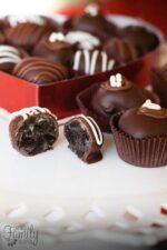 Easy Mint Oreo Truffles Recipe