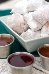 New Orleans Mini Beignets