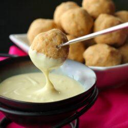 Peanut Butter Bon Bons Recipe