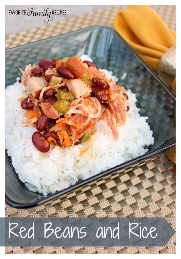 Red Beans and Rice pic