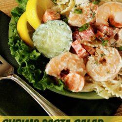 Shrimp Pasta Salad