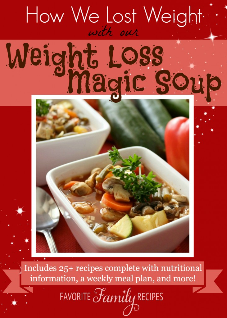 Weight Loss Soup Ebook