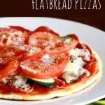350 Calorie Flatbread Pizzas