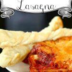 Aunt Lana's Lasagna
