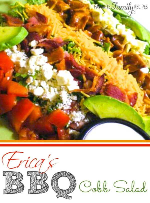 Ericas BBQ Cobb Salad
