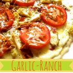 Garlic-Ranch Chicken Pizza