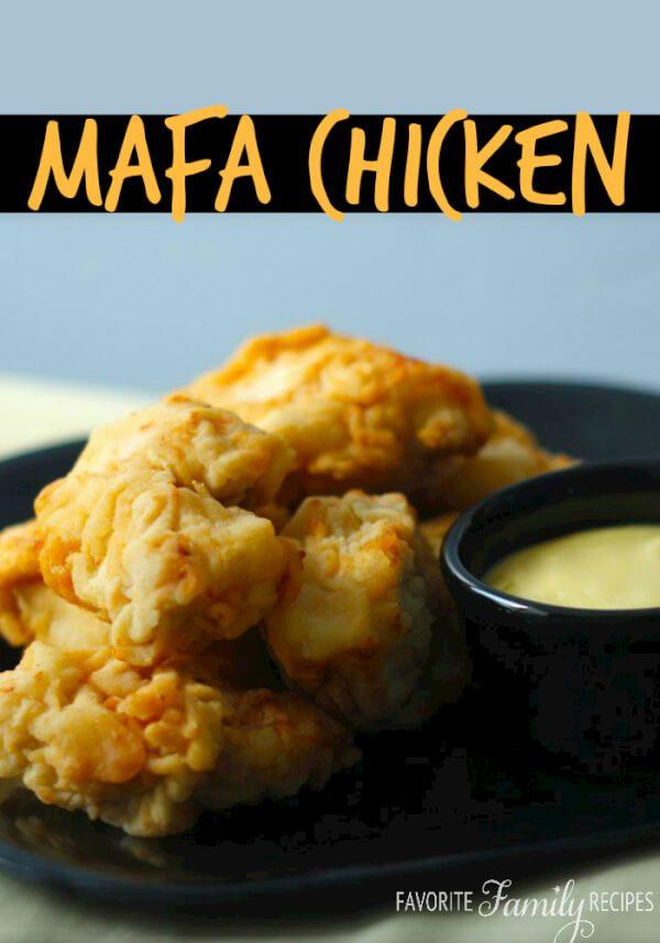 Mafa Chicken