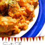 Santa Fe Chicken and Rice Skillet