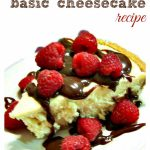 How to Make a Cheesecake (Basic Recipe)