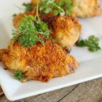 Paprika & Parmesan Chicken