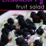 Blackberry Fruit Salad