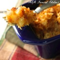 Cheesy Potato Casserole Funeral Potatoes Recipe