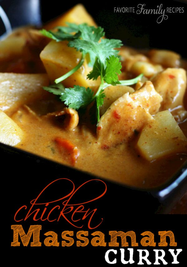 Chicken Massaman Curry Recipe