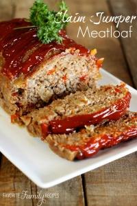 Claim Jumper Meatloaf recipe