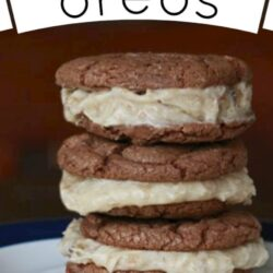 German Chocolate Oreos Cookies Recipe