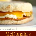 Easy Egg McMuffins
