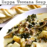 Our Version of Olive Garden's Zuppa Toscana