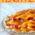 Perfect Pie Crust / Peach Pie