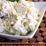 Bacon and Gorgonzola Potato Salad