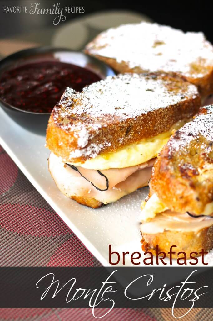 Breakfast Monte Cristos