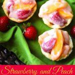 Strawberry Peach Tarts