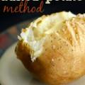 The Perfect Baked Potato Method