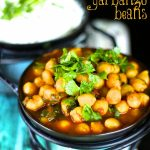 Mickey's Curried Garbanzo Beans
