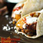 Gourmet Butternut Squash Burritos