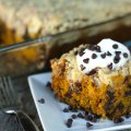 Chocolate Chip Pumpkin Coffee Cake Recipe