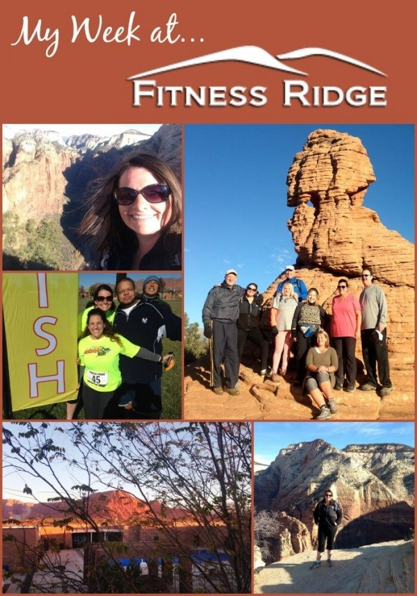 My Week at Fitness Ridge & a discount for YOU to go too!