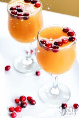 Homemade Sparkling Cider Recipe