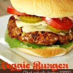 Veggie Burger (That actually tastes GOOD)