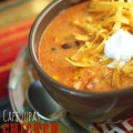 Zupas Chicken Enchilada Chili