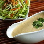 Easy Creamy Thai Peanut Dressing