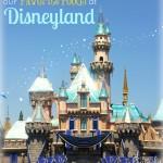 Our Favorite Foods at Disneyland