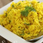 Super Easy Yellow Rice