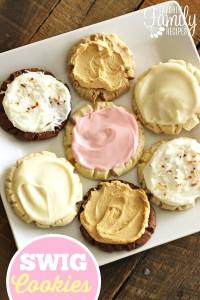 Swig Cookies Sugar Cookie Recipe