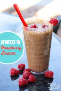 Swigs Raspberry Dream Soda Recipe