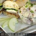 Bleubird Turkey and Brie Sandwich