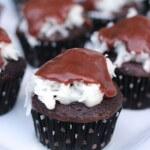 Mounds Cupcakes