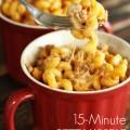 Beefy Noodle Skillet Recipe