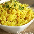 Stovetop Rice Pilaf with Orzo