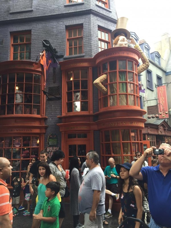 Wizarding World of Harry Potter Universal Studios Orlando