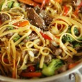 Beef Noodle Stir Fry Recipe