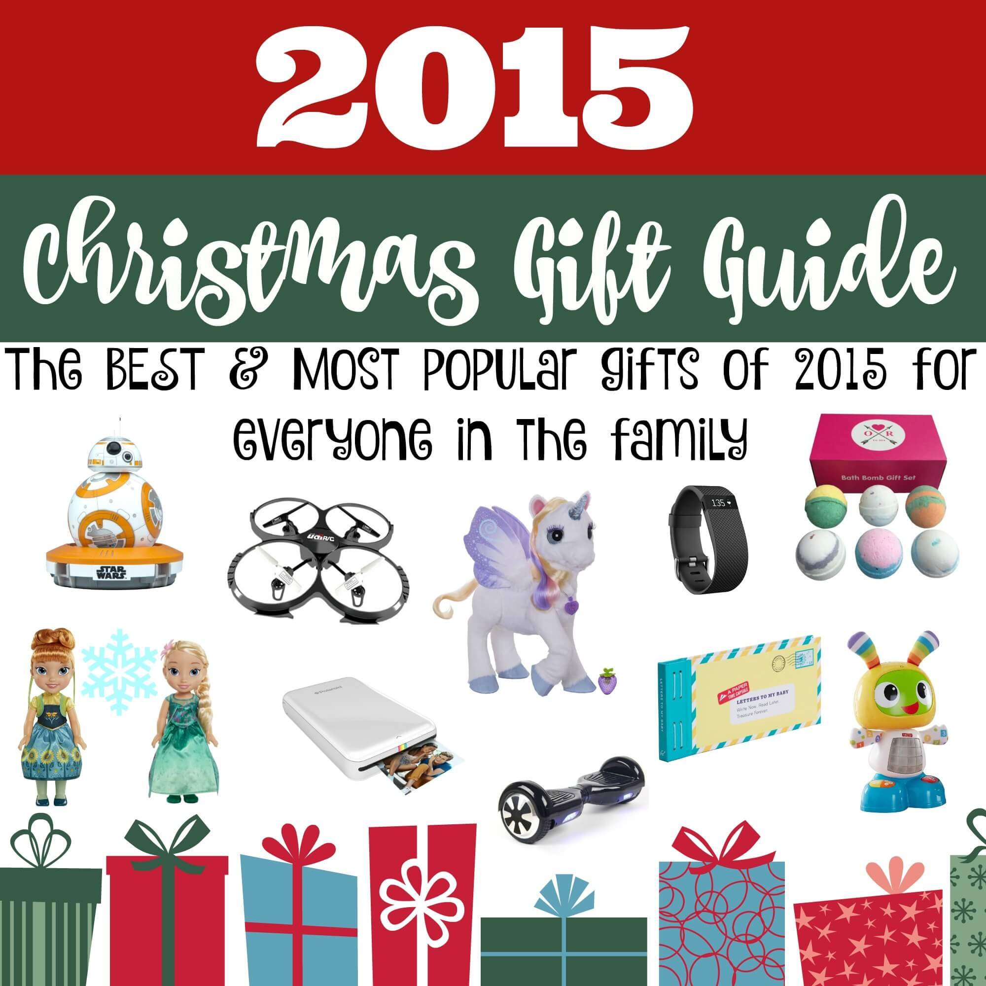 2015 christmas gift guide - Best Christmas Gift 2015
